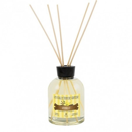 Diffuseur d'Ambiance 250 ml - Vanille