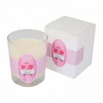 Bougie parfumée Rose - La Collection de Grasse