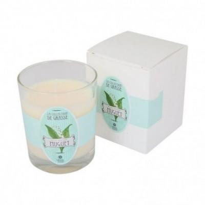 Bougie parfumée Muguet - La Collection de Grasse