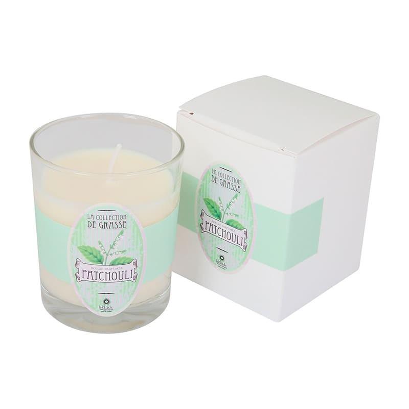 Bougie parfumée Patchouli - La Collection de Grasse