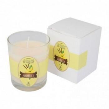 Bougie parfumée Vanille - La Collection de Grasse