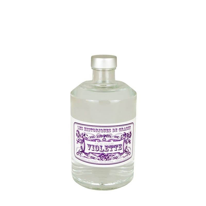 Eau de Cologne Violette 250 ml - Les Historiques de Grasse