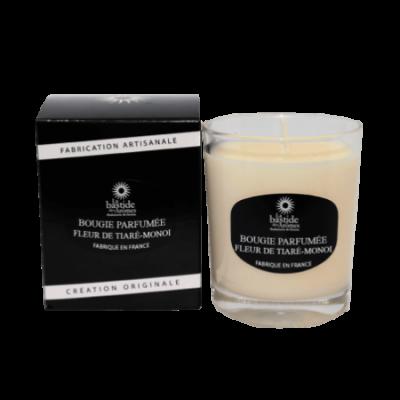 Bougie parfumée Fleur de tiaré - Monoï 130g