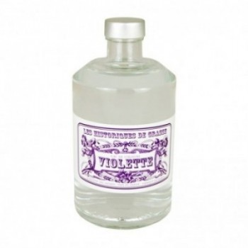 Eau de Cologne Violette 500 ml - Les Historiques de Grasse