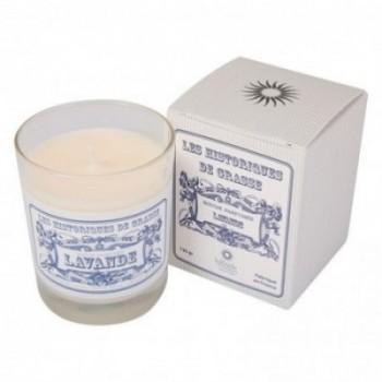 Bougie parfumée Lavande 130g - Les Historiques de Grasse
