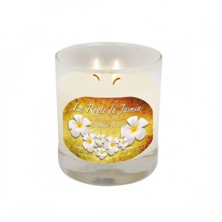 Bougie Parfumée 220g - Jasmin jaune