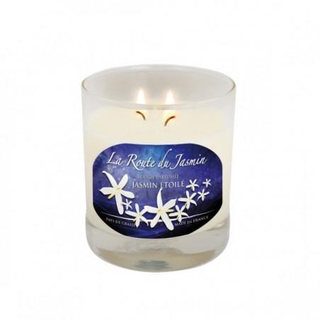Bougie Parfumée 220g - Jasmin étoilé