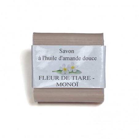Savon 100g - Fleur de tiaré - Monoï