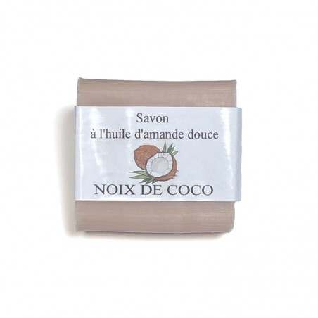 Savon 100g - Noix de coco