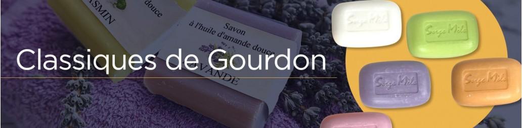 Savons Classiques de Gourdon - Savonnerie Artisanale - La Bastide des Arômes